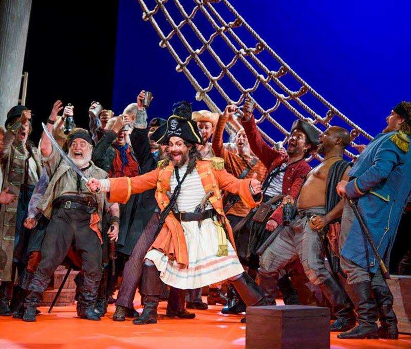 English National Opera Encore: The Pirates of Penzance (PG)