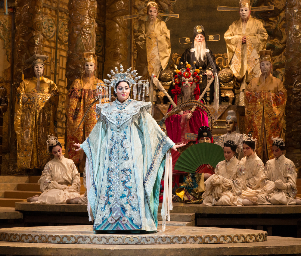 The Metropolitan Opera Live 19/20: Turandot