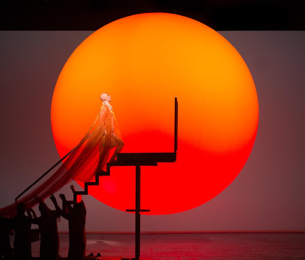 The Metropolitan Opera Live 19/20: Akhnaten