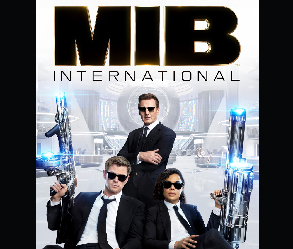 Men in Black: International (12A)