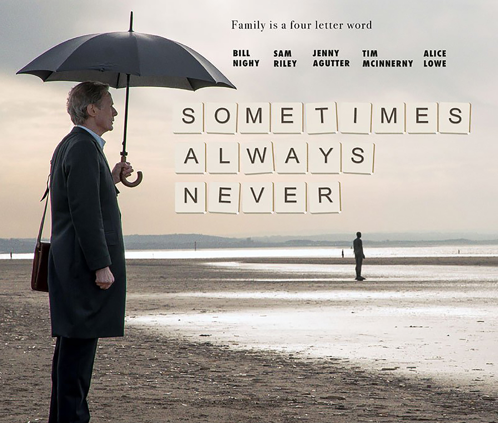 Sometimes Always Never (12A)