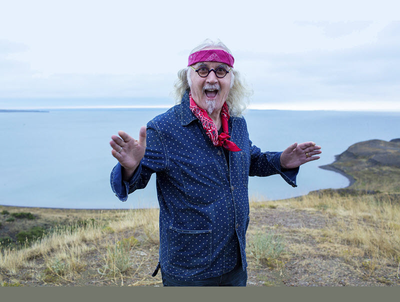 Recorded Live: Billy Connolly - The Sex Lives of Bandages (15)