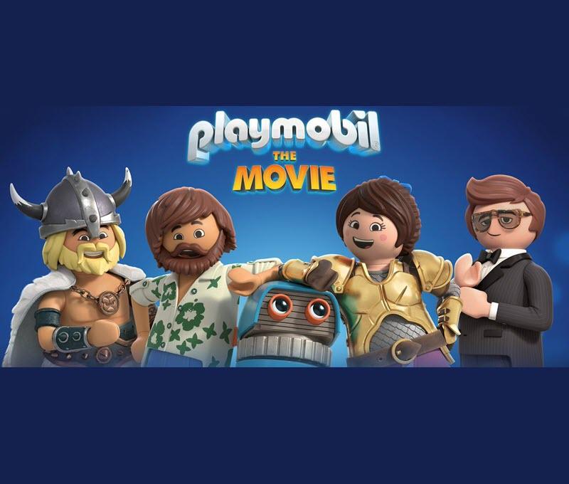 Autism Friendly - Playmobil: The Movie  (U)