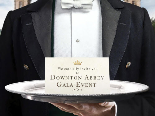 A Gala Opening Night Screening of Downton Abbey (PG)
