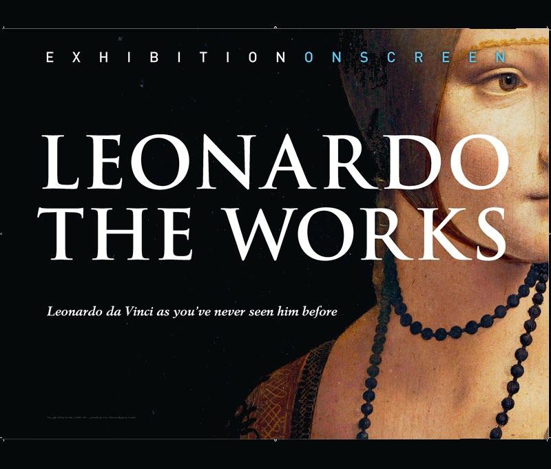 Exhibition on Screen - Leonardo: The Works