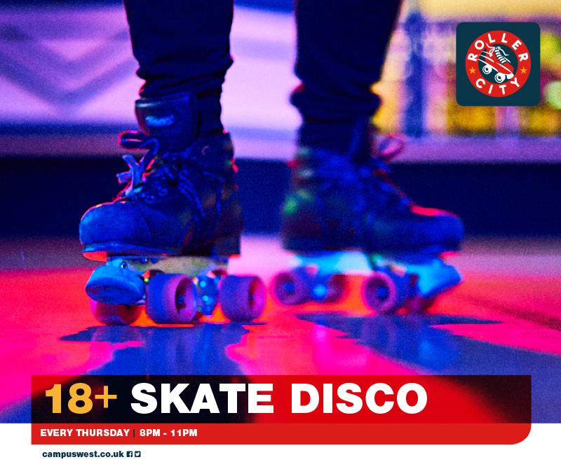Roller Skate Disco (18+)