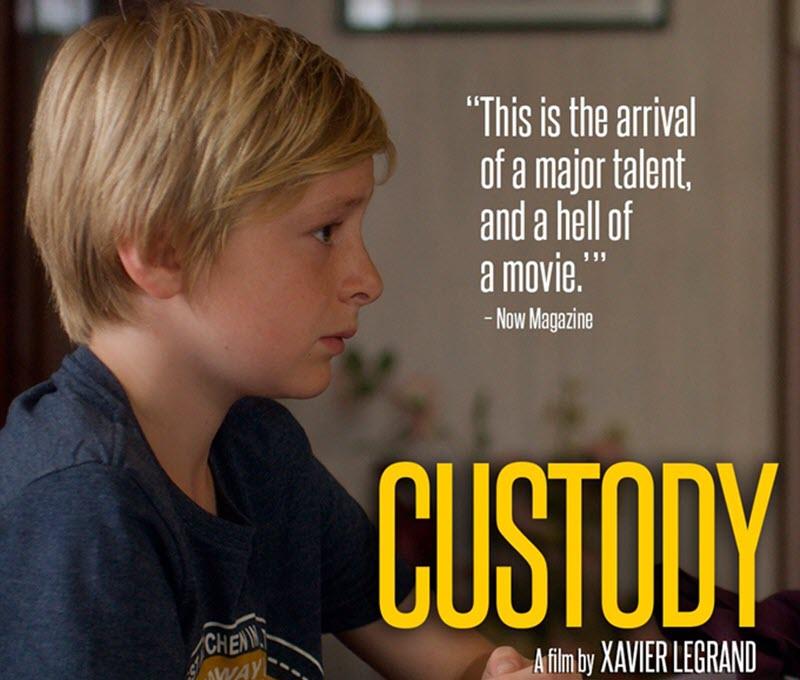 WGC Film Society Present: Custody (15)