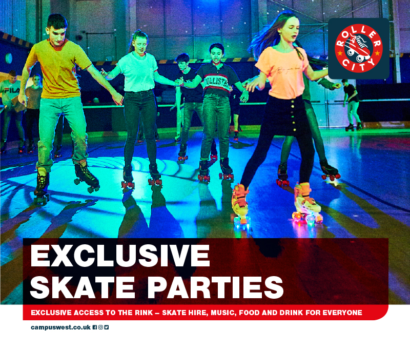 Weekend Exclusive Skate Party