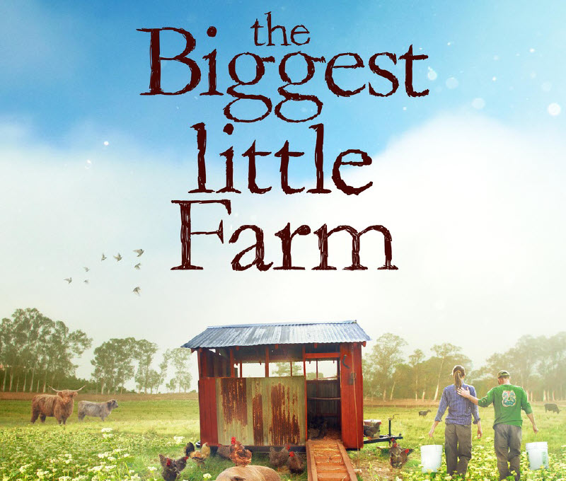 Reel Culture: The Biggest Little Farm (PG)