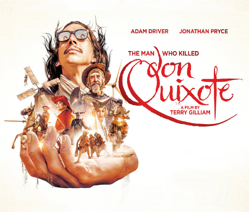 The Man Who Killed Don Quixote with Q & A (15)