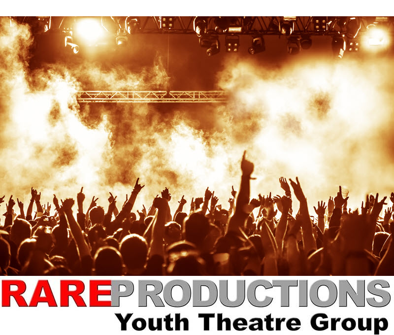 Rare Productions presents: We will Rock You