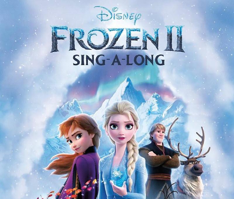 Frozen II  Sing-A-Long  (U)