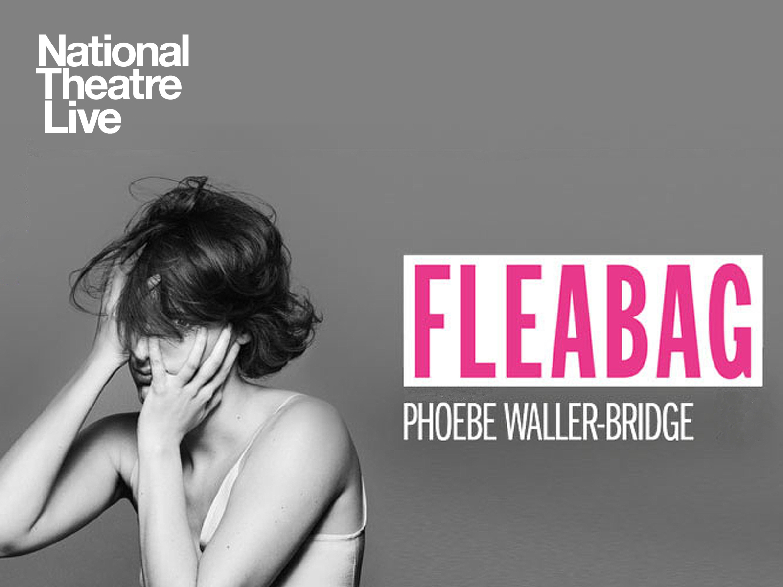 A must see! TV sensation Phoebe Waller-Bridge of Fleabag and Killing Eve fame, performing on-stage in her five-star one-woman play...