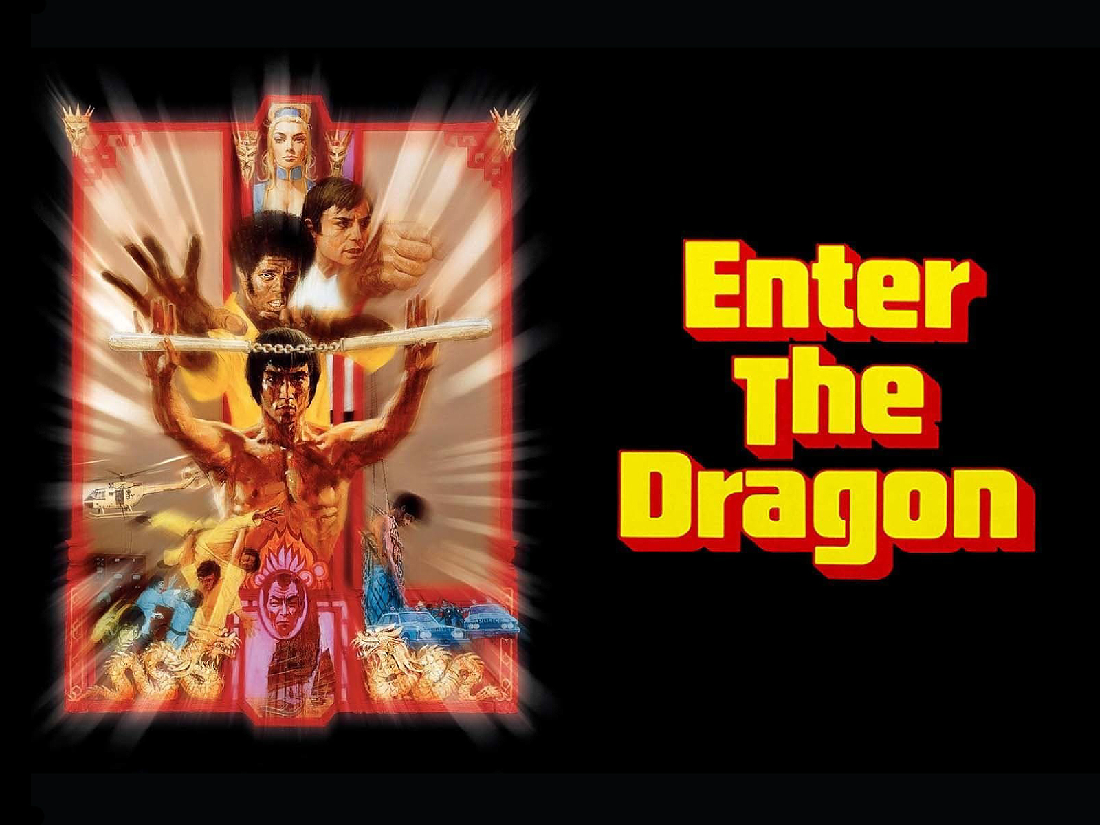 One of the greatest and most influential martial arts films of all time, and Bruce Lee's final feature, returns to our big screens…
