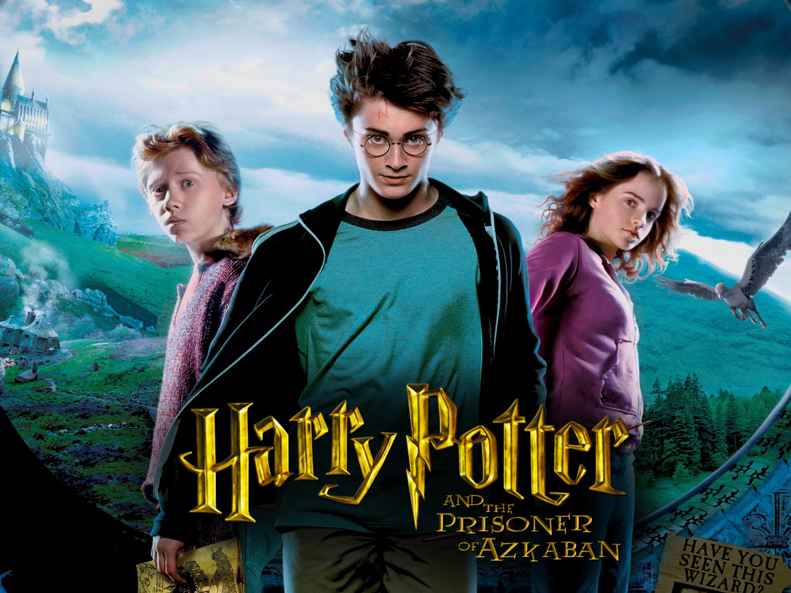 Harry's life is in mortal danger again, this time more than ever, in the third film in the series...