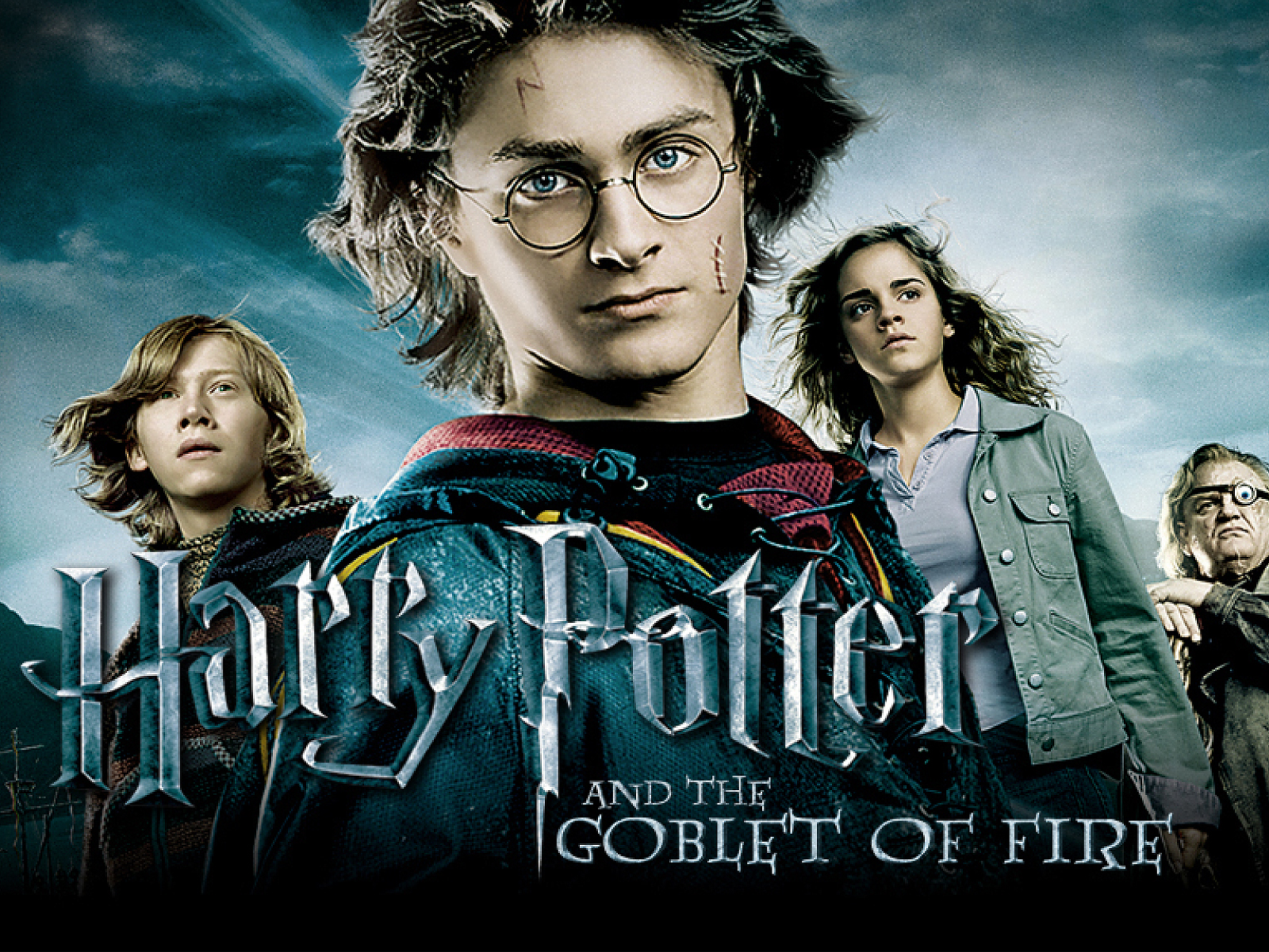 Based on JK Rowling's fourth book, this film is the heart of the phenomenal Harry Potter series…