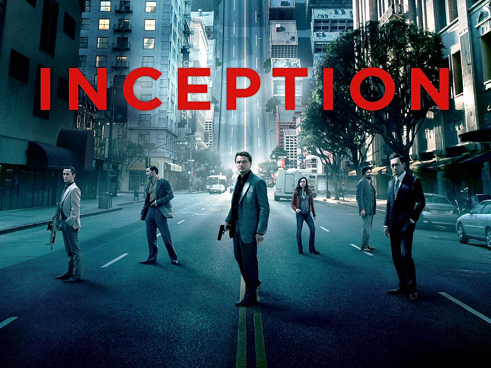 A stunning psychological sci-fi action film from visionary filmmaker Christopher Nolan (Memento, The Dark Knight)