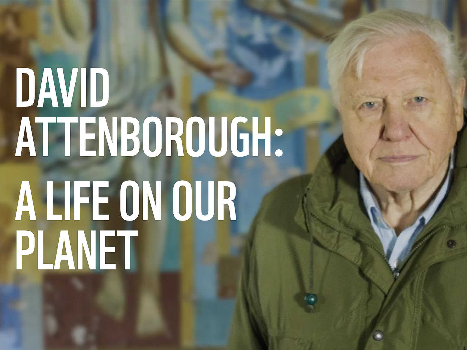 Attenborough's unique feature documentary screens exclusively in cinemas…