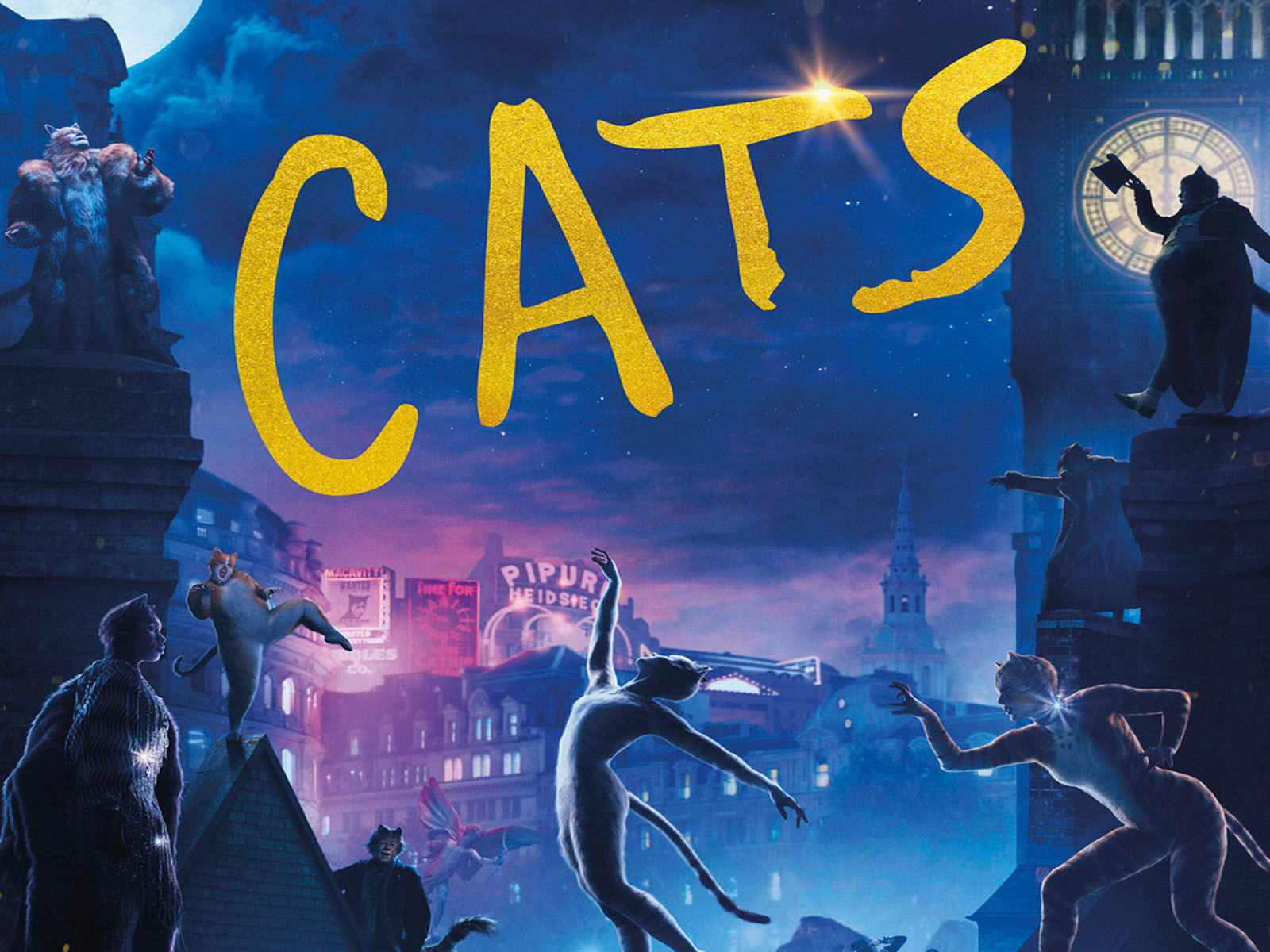 The award-winning stage musical and global phenomenon Cats is transformed into a breakthrough cinematic event...