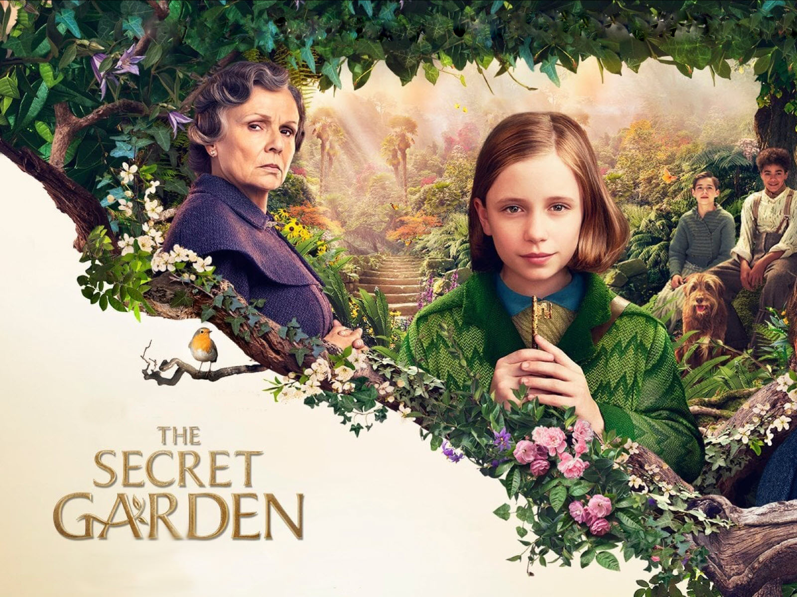 A beautiful fantasy drama from the producers of Harry Potter, and based on the 1911 novel of the same name by Frances Hodgson Burnett...