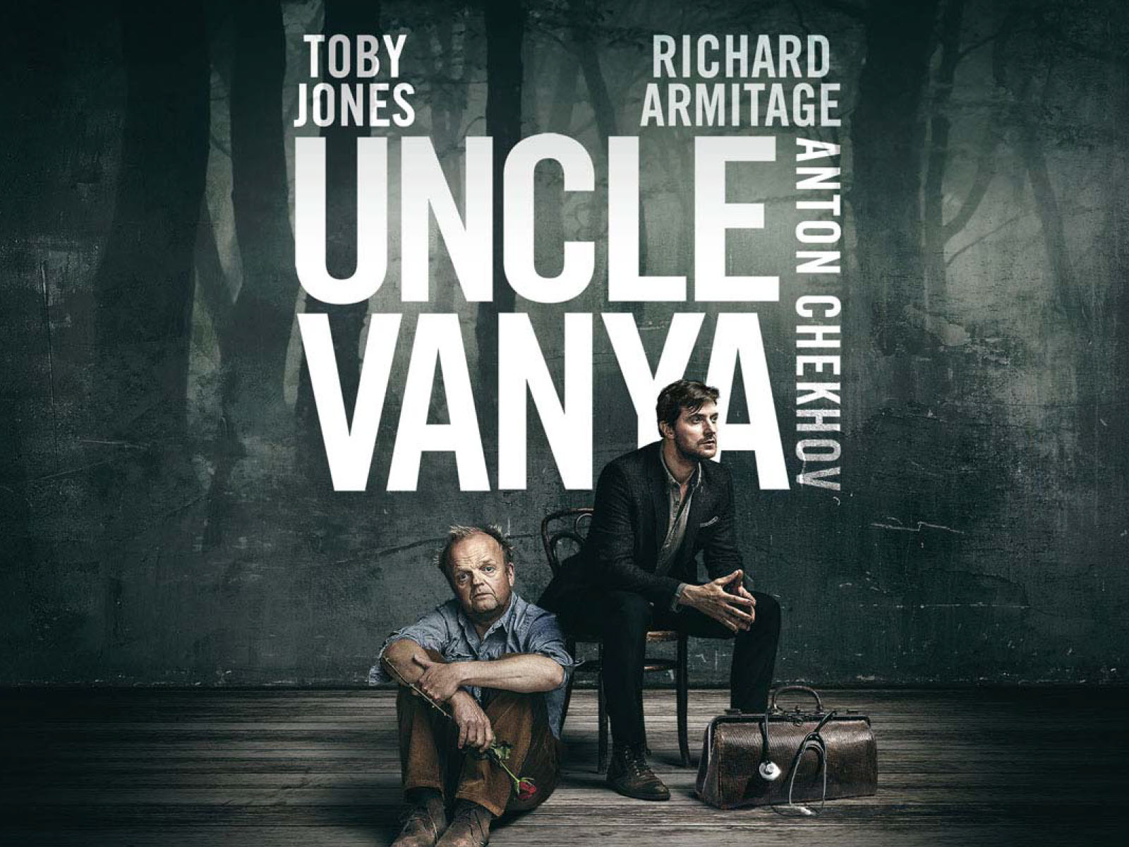 Full of tumultuous frustration and hidden passions, but brimming with hope and optimism for the future, Uncle Vanya is a must-see event for our times...