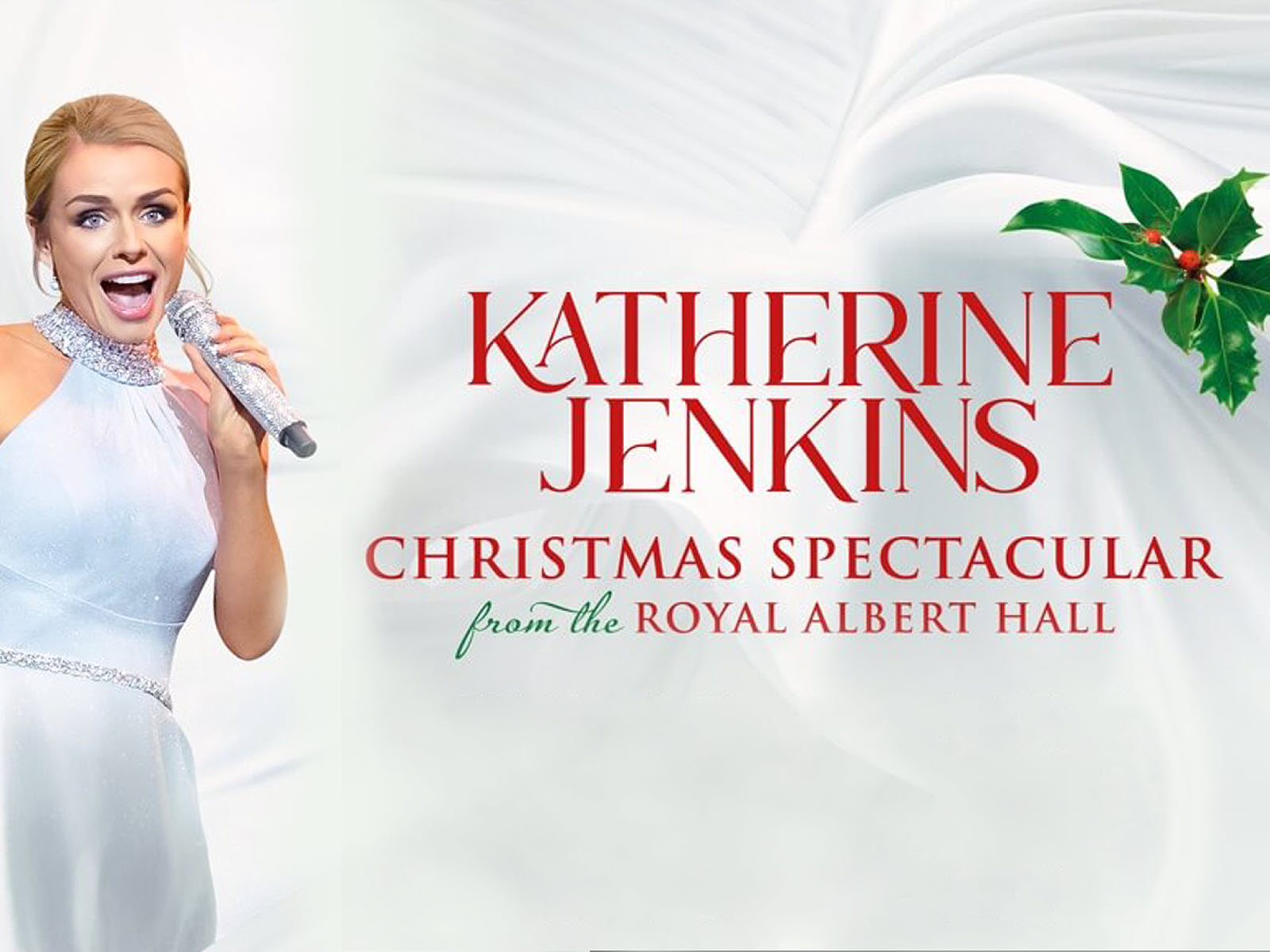 This Christmas, Katherine Jenkins OBE returns to her all-time favourite venue with a unique and unforgettable Christmas musical to bring joy and festive celebrations to cinema audiences around the world...