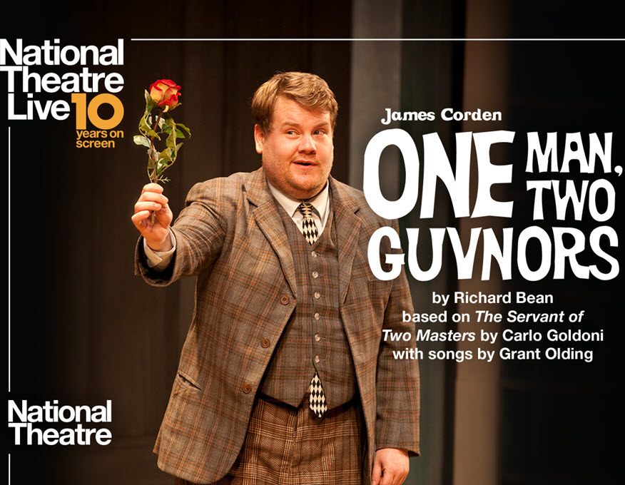 National Theatre Encore: One Man, Two Guvnors (12A)