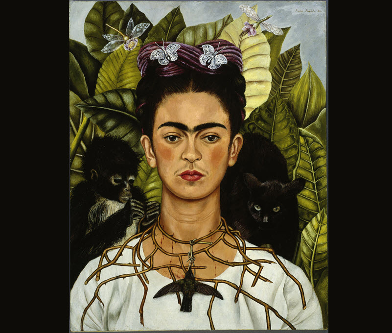 Exhibition on Screen - Frida Kahlo