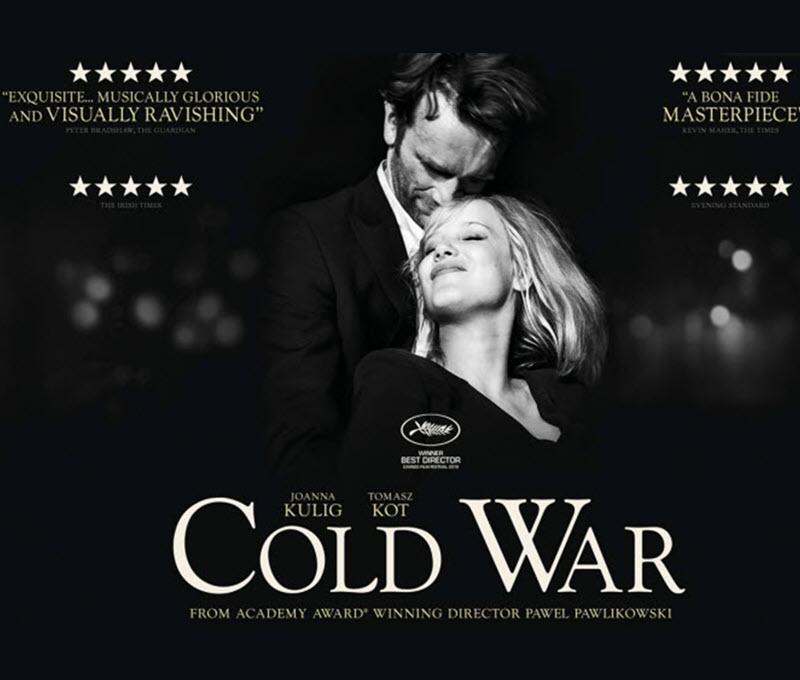WGC Film Society Present: Cold War (15) + AGM