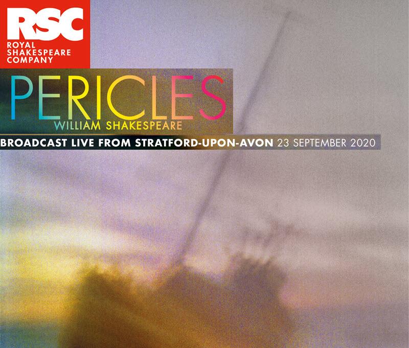 RSC Live: Pericles (12A TBC)