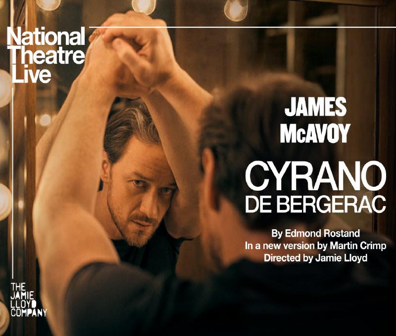 National Theatre Live Encore: Cyrano De Bergerac