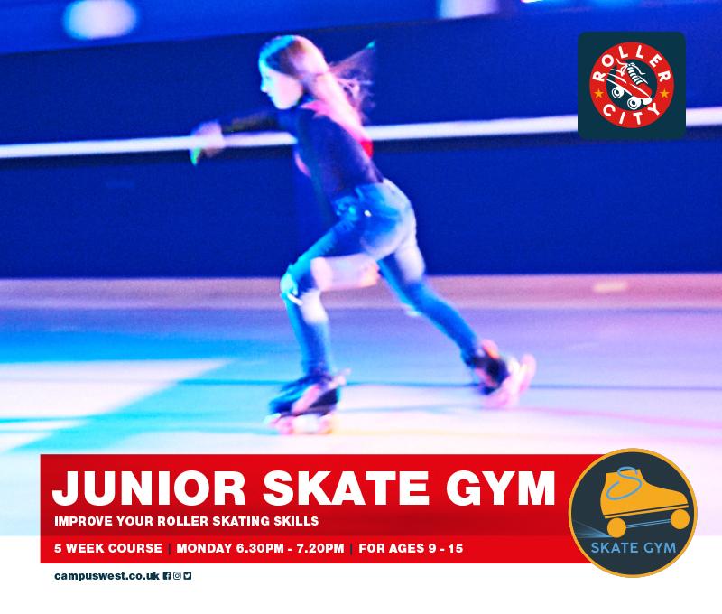 Junior Skate Gym