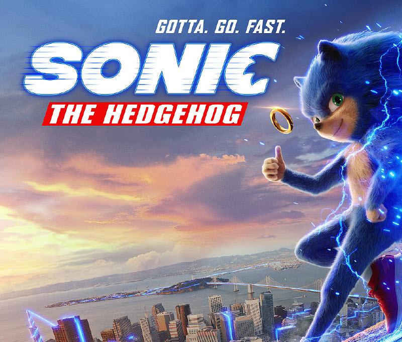 Sonic The Hedgehog (PG)