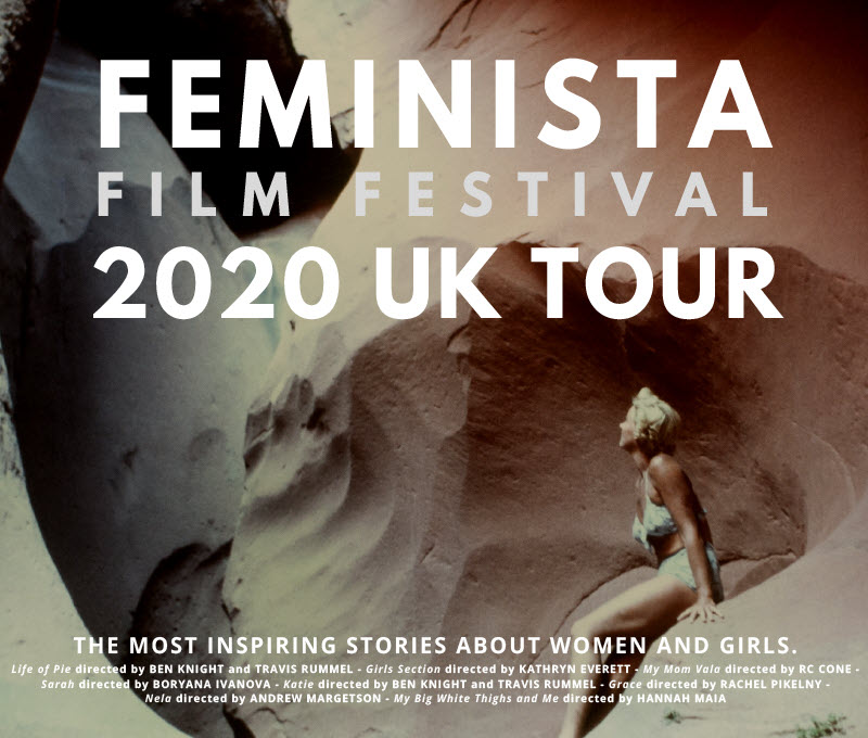 Feminista Film Festival: 2020 UK Tour (12A)